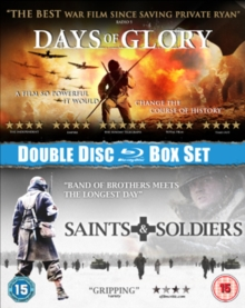 Saints and Soldiers/Days of Glory, Blu-ray