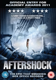Aftershock, DVD