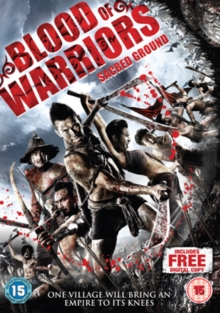 Blood of Warriors - Sacred Ground, DVD  DVD
