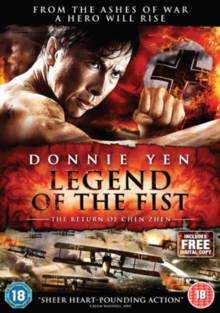 Legend of the Fist - The Return of Chen Zhen, DVD  DVD