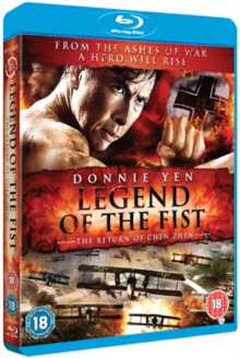 Legend of the Fist - The Return of Chen Zhen, Blu-ray