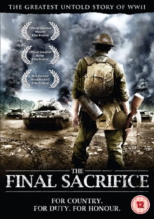 The Final Sacrifice, DVD