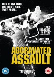 Aggravated Assault, DVD