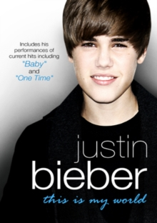 Justin Bieber: This Is My World, DVD  DVD