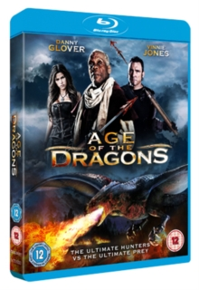Age of the Dragons, Blu-ray