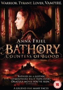 Bathory - Countess of Blood, DVD