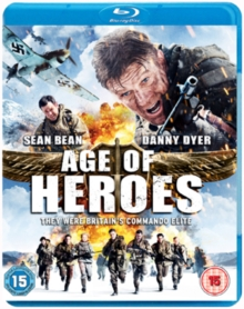 Age of Heroes, Blu-ray