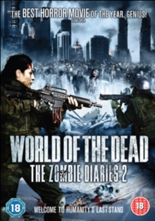 World of the Dead - The Zombie Diaries 2, DVD