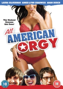 All American Orgy, DVD