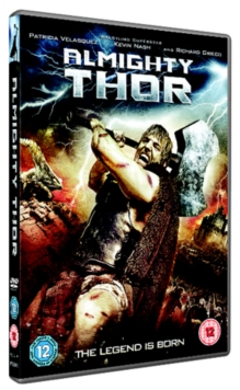 Almighty Thor, DVD