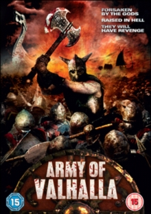 Army of Valhalla, DVD  DVD