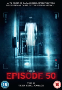 Episode 50, DVD  DVD