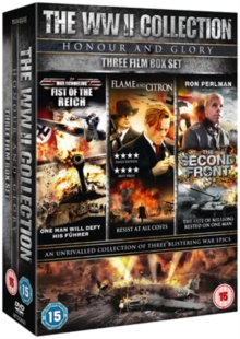 The World War II Collection, DVD