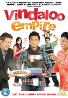 Vindaloo Empire, DVD  DVD