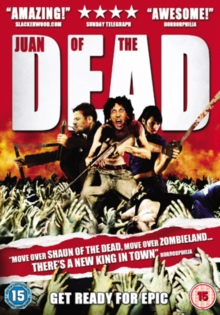 Juan of the Dead, DVD