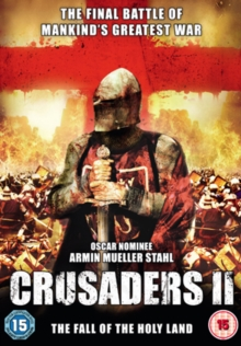 Crusaders 2, DVD