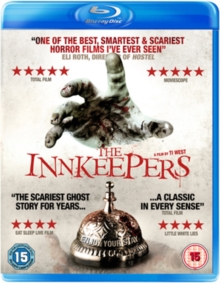The Innkeepers, Blu-ray BluRay