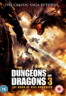 Dungeons and Dragons 3: The Book of Vile Darkness, DVD