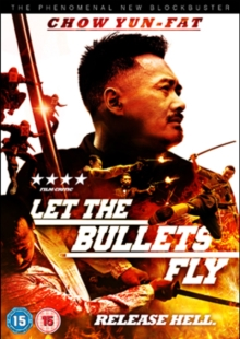 Let the Bullets Fly, DVD