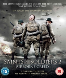 Saints and Soldiers 2: Airborne Creed, Blu-ray