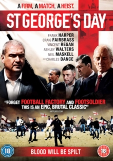 St George's Day, Blu-ray