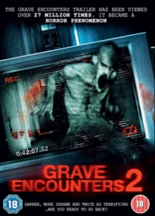 Grave Encounters 2, Blu-ray  BluRay