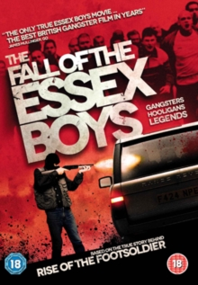 The Fall of the Essex Boys, DVD