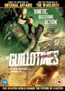 The Guillotines, DVD