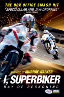 I, Superbiker: The Day of Reckoning, DVD