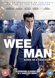 The Wee Man, Blu-ray