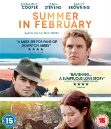 Summer in February, Blu-ray