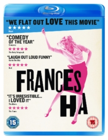 Frances Ha, Blu-ray  BluRay