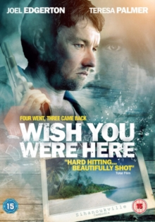 Wish You Were Here, DVD  DVD