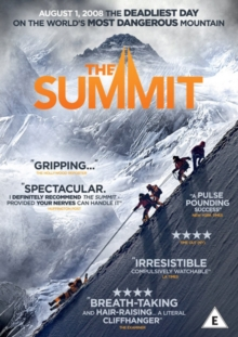 The Summit, DVD