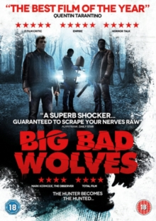 Big Bad Wolves, DVD