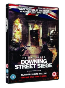 He Who Dares: Downing St. Siege, DVD