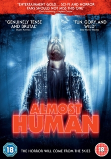 Almost Human, DVD