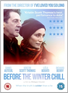 Before the Winter Chill, DVD