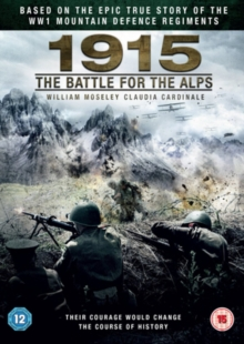 1915 - Battle for the Alps, DVD