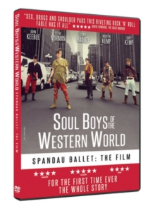 Soul Boys of the Western World, DVD