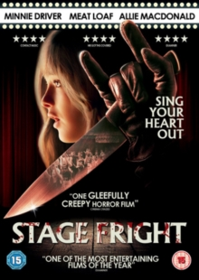 Stage Fright, DVD