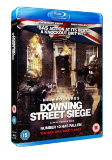 He Who Dares: Downing St. Siege, Blu-ray