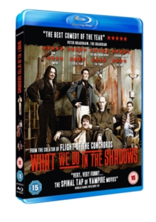 What We Do in the Shadows, Blu-ray