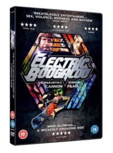 Electric Boogaloo - The Wild, Untold Story of Cannon Films, DVD