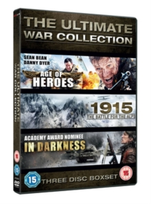 The Ultimate War Collection, DVD DVD