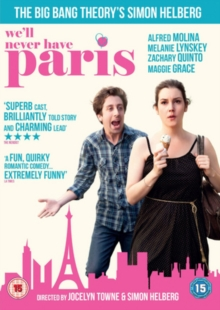 We'll Never Have Paris, DVD