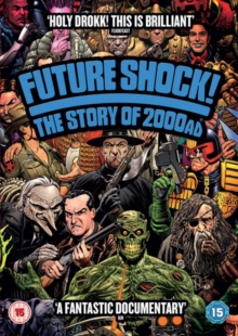 Future Shock! The Story of 2000AD, DVD