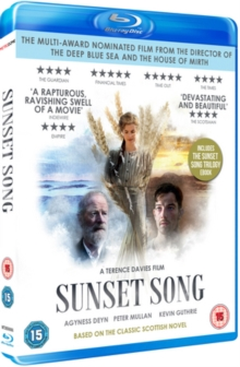 Sunset Song, Blu-ray