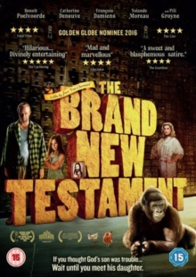 The Brand New Testament, DVD