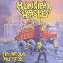 Hazardous Mutation, CD / Album